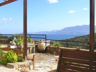 Fissi villa sea view traditio - Agios Nikolaos vacation rentals