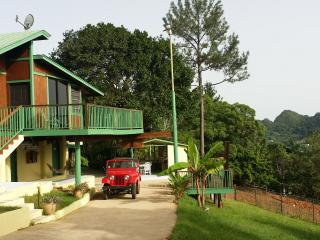 Utuado Mountain Chalet in the Clouds (Sleeps 9) - Utuado vacation rentals
