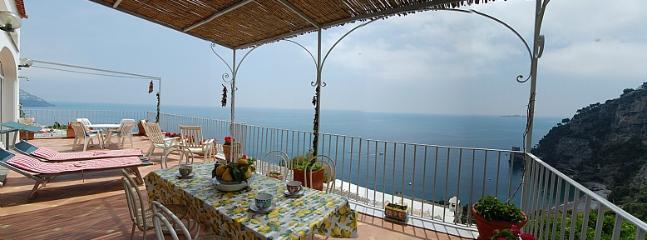 Villa Clessia - Image 1 - Positano - rentals