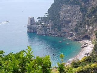 4 bedroom House with Deck in Positano - Positano vacation rentals