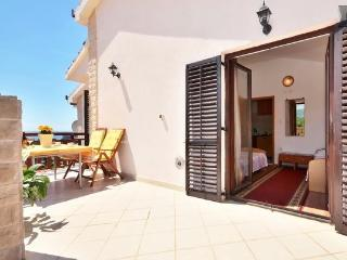2 bedroom apartment with large terrace - Podstrana vacation rentals