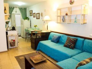 Great Location, 1BR, Balcony w/Sun, WiFi, Netflix - Mar del Plata vacation rentals