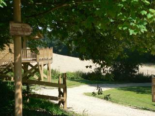 Cabane du Chasseur - Chalet sur Pilotis de 24 m² - Suzy vacation rentals