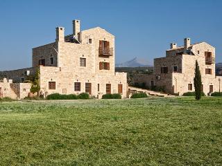 2 Stone Villas and their Views at Arodamos - Stavromenos vacation rentals