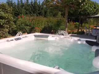 Maison jardin Jacuzzi Promo Juillet -20% - Ajaccio vacation rentals