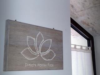 Dimora Nonna Rosa / Matrimoniale 02 - Conversano vacation rentals