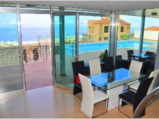 Modern, comfortable villa, ocean view, heated pool - Costa Adeje vacation rentals