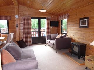 Wonderful 3 bedroom Rowardennan Cabin with Television - Rowardennan vacation rentals