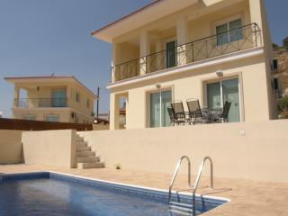 Bright Villa with A/C and Satellite Or Cable TV - Anafotida vacation rentals