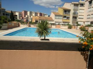 3 bedroom Apartment with Parking Space in Cap-d'Agde - Cap-d'Agde vacation rentals