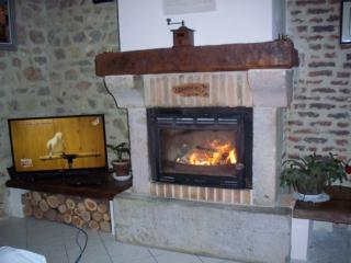 3 bedroom Bed and Breakfast with Central Heating in Naussac - Naussac vacation rentals