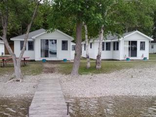 Cottage at Sunset Point on Beautiful Long Lake - Northeast Michigan vacation rentals