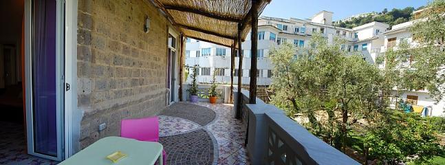 Villa Gaudiosa A - Image 1 - Sorrento - rentals