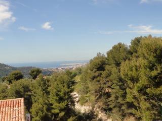 Maison 4 pièces sur colline au dessus de Nice - La Trinite vacation rentals