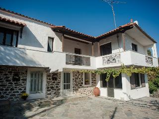 Euboea: Large Holiday Villa in Zarakes, Evia. - Nea Styra vacation rentals