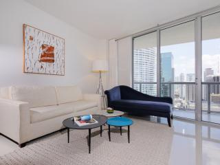 W HOTEL RESIDENCES, LUXE, DESIGN. VIEWS. FREE SPA, SAUNA, WI-FI. LOCATION!! - Brickell vacation rentals