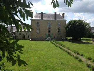 Wonderful Manor house with Internet Access and Central Heating - Evron-Mezangers vacation rentals