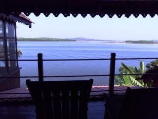 WOODEN CHALET ON THE RIVER BANKS - Panaji vacation rentals