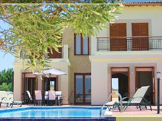 Stunning 3 Bedroom Villa With Large Infinity Pool - Lachi vacation rentals