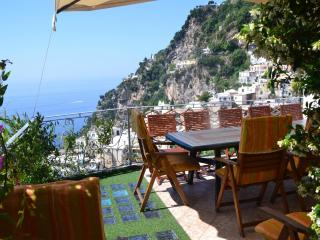 Positano center, is an enchanting property -WiFi free- A/C free - 4 Bdr, 4 Baths - Positano vacation rentals