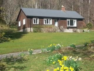 Bungalow in private setting near Aberfeldy - Glen Lyon vacation rentals