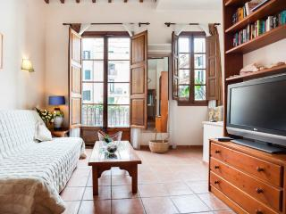Palma old town square, 4ppl blue - Palma de Mallorca vacation rentals