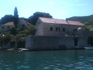 Charming Villa on seashore in Dubrovnik Zaton Mali - Zaton vacation rentals