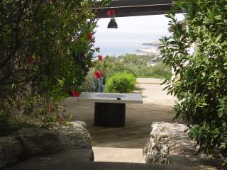 trullo a Leuca nel verde, visita mare, max privacy - Leuca vacation rentals