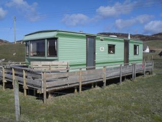 2 bedroom Caravan/mobile home with Washing Machine in Aultbea - Aultbea vacation rentals