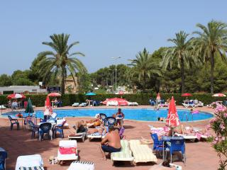 Attractive studio on lovely complex with pool - Majorca vacation rentals