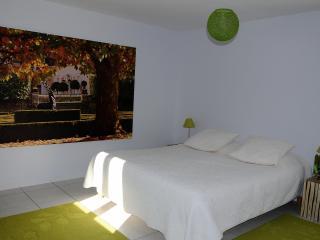 chambre double jardin au carré - Chaumont-sur-Loire vacation rentals