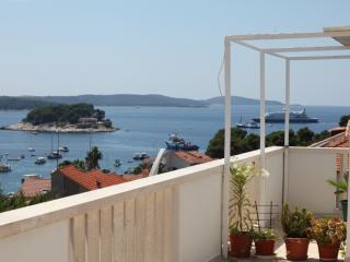 XXL sea view apartment for 3+1 person - Hvar Island vacation rentals