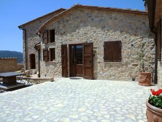 Apartment LE STELLE in Tuscany ITALY - Montecastelli Pisano vacation rentals