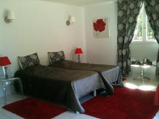 chambre double coquelicot chic - Chaumont-sur-Loire vacation rentals