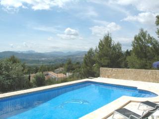 Javea, Villa Les Oliviers, lovely view, large pool - Javea vacation rentals