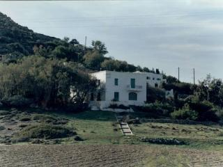Summer house on a beachfront lot in Kambos, Patmos - Patmos vacation rentals