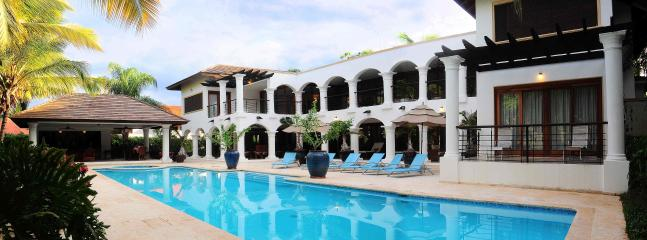 Pool View 1 - Vista Mar Villa II,Casa de Campo, La Romana, D.R - La Romana - rentals