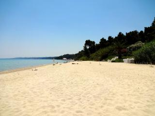Gorgeous beach front apt in Chalkidiki - Kalithea vacation rentals