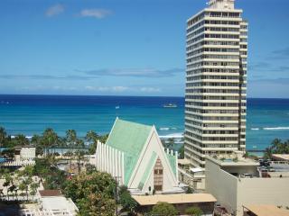 Spectacular 15th Floor Ocean View Corner Condo $110+ - Honolulu vacation rentals