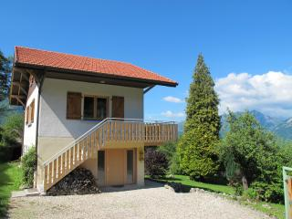 Gite Des Monchus 6 people, 3 rooms, rated 3 stars - Mont Saxonnex vacation rentals
