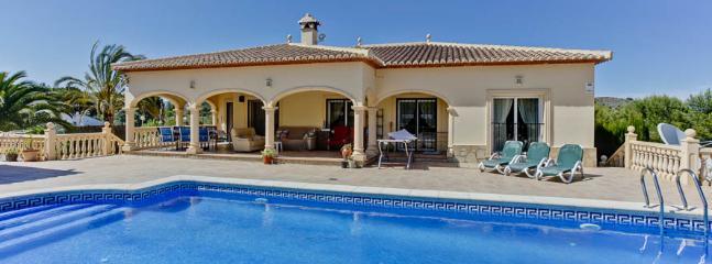 Villa Lago - Sleeps 10 - Image 1 - Javea - rentals