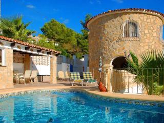 Villa Pintor - Sleeps 7 - Moraira vacation rentals
