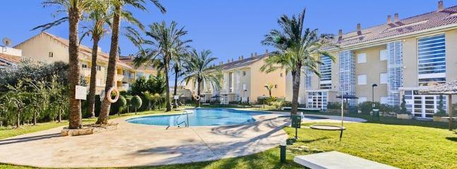 Apartment Golden Garden B11 RR - Sleeps 6 - Costa Blanca vacation rentals