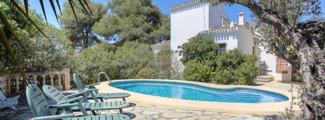 Villa Mabrouk - Sleeps 6 - Image 1 - Javea - rentals