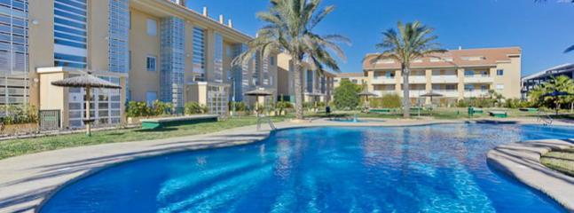 Apartment Golden Beach 2 B7 IC - Sleeps 6 - Image 1 - Javea - rentals