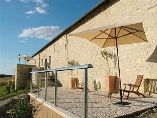 La Roche d'Enchaille Luxury accommodation with Hot tub/Jacuzzi in the Loire - Cussay vacation rentals