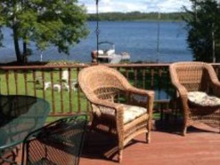 Lovely home on Beautiful Big Indian Lake in St.Albans, Maine PRICE REDUCED!!!!! - Saint Albans vacation rentals