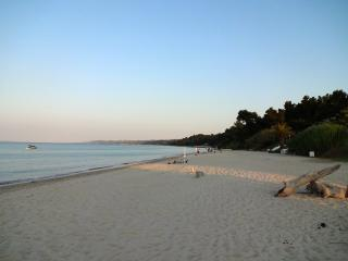 Gorgeous beach front apt in Chalkidiki - Kalithea vacation rentals