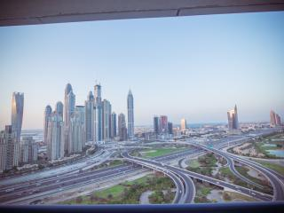 1 Bedroom Duplex with Full Dubai Marina view - Dubai vacation rentals