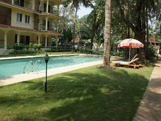 07)  1 BEDROOM APT NR ARPORA - Saligao vacation rentals
